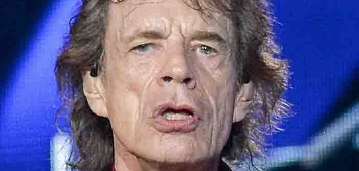 Happy birthday Mick Jagger: 74 Time is on his side
