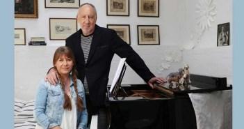 Pete Townshend married longtime partner last Christmas