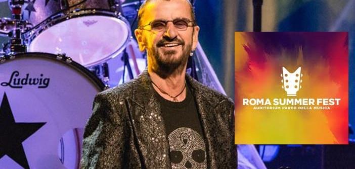 Roma Summer Fest: Sting, Ringo Starr, Jethro Tull, Veloso