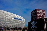 Videonauts Allianz Arena 1860 vs St. Pauli