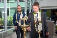 Videonauts Indien Business Reise 2012