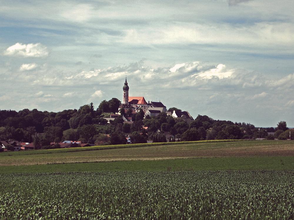 Videonauts Kloster Andechs Biketour