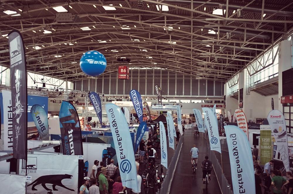 Videonauts Bike ISPO München 2013
