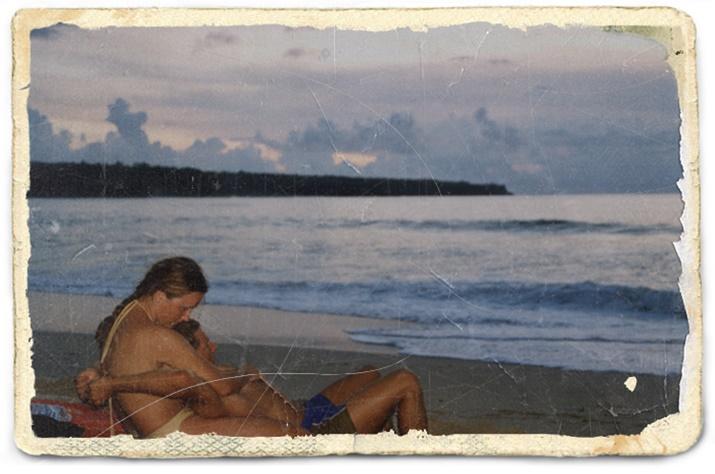 Videonauts Bali dreamland beach