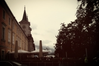 Videonauts Tegernsee regen Biketour
