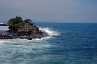 Videonauts Bali Tanah Lot backpacking