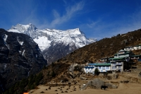 Videonauts Nepal Everest Base Camp Trekking Namche Basar backpacking