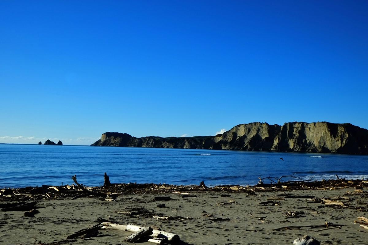 Videonauts Neuseeland East Cape Strand