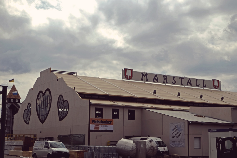 Videonauts Wiesn 2014 Marstall