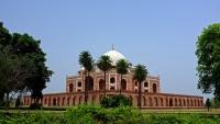 Videonauts Indien Business Trip New Delhi Humayuns Thumb