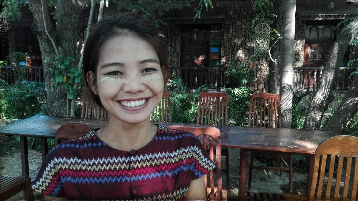 Videonauts Sabbatical Burma Thanaka