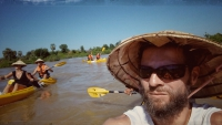 Videonauts backpacking Laos 4000 Islands 1
