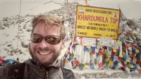 Videonauts backpacking Indien Ladakh Khardungla Pass