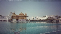 Videonauts backpacking Indien Punjab Amritsar Goldener Tempel III