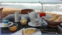 Videonauts - Sri Lanka beach Frühstück Hikkaduwa
