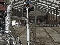 Videonauts Bianchi Pista Wiesn Aufbau
