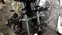 BMW R80 Kabelsalat