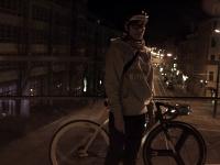 Videonauts München friday night ride fixie singlespeed