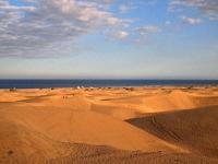 Videonauts Gran Canaria on the road Sanddünen
