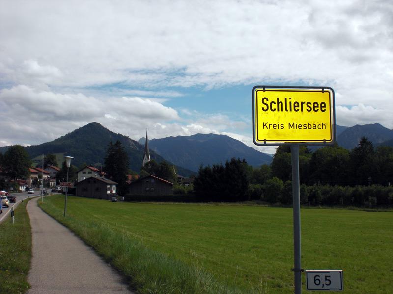 Vidoenauts Schliersee Bianchi Pista Radtour
