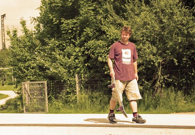 Videonauts Skatepark Riem - chief videonaut