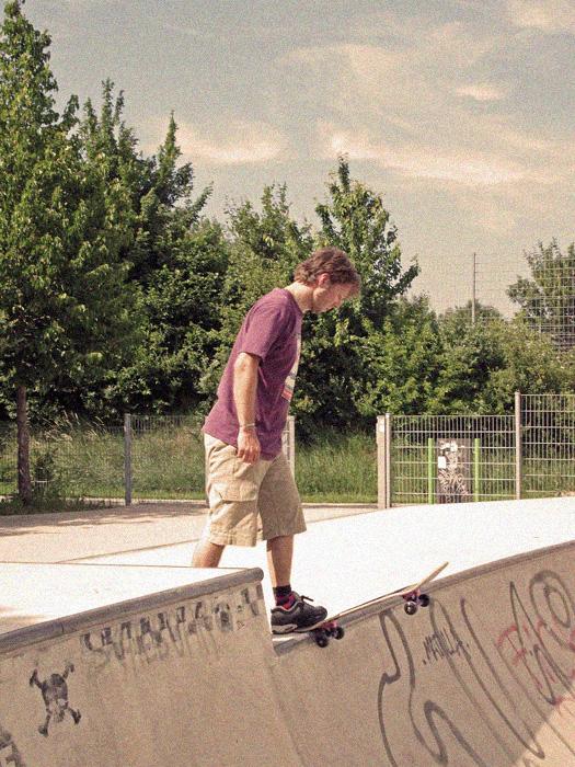 Videonauts Skatepark München Riem - chief videonaut