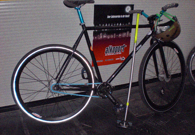 Videonauts Bike Expo München Bikepolo