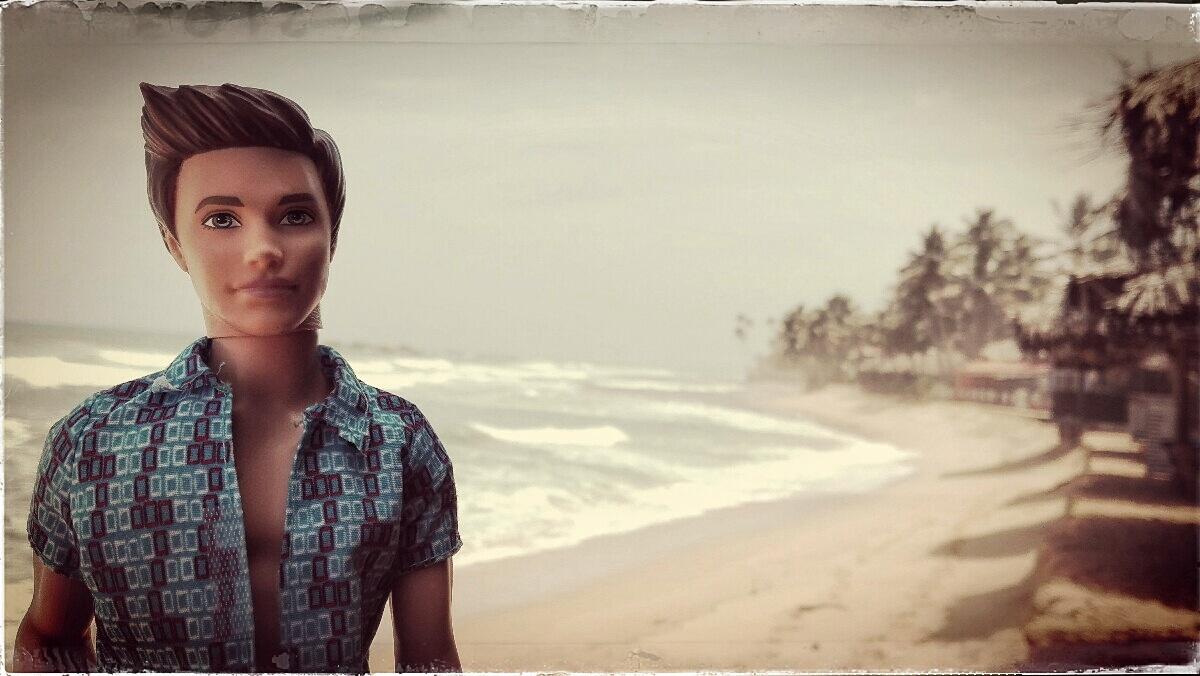 Sabbatical Videonauts Sri Lanka beach HIkkaduwa