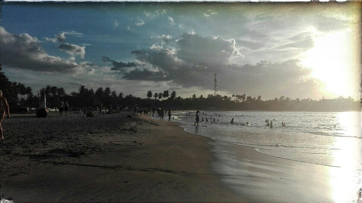 Sabbatical Sri Lanka Arugam Bay sunset