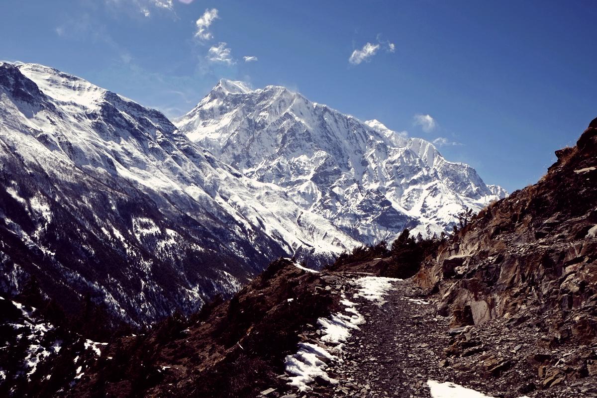 Videonauts Annapurna Circuit Runde Trekking