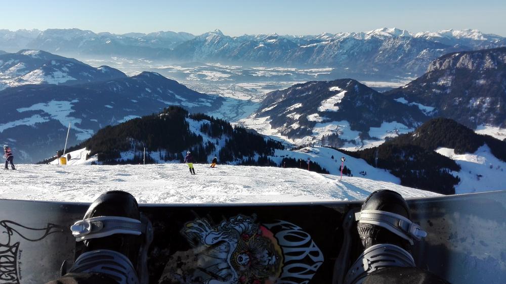 Videonauts Snowboarding Söll