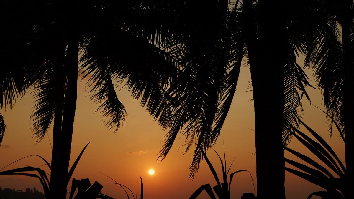 Videonauts Thailand Phuket sunset