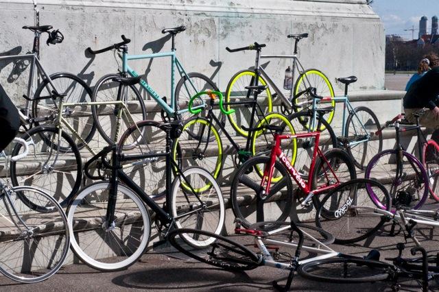 Videonauts München Stuttgart Biketour