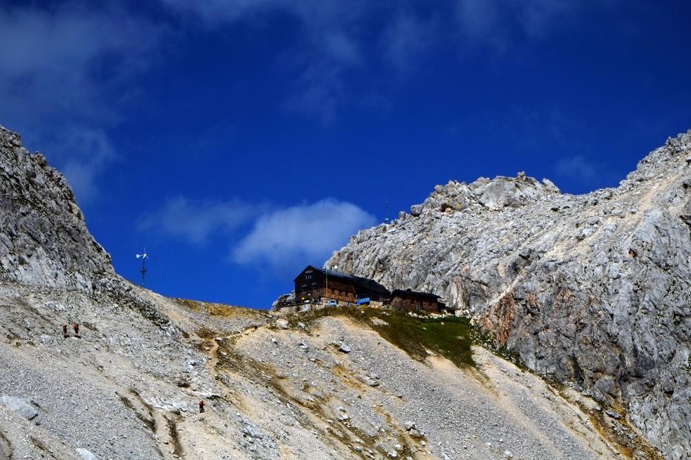 Videonauts Trekking Garmisch Meilerhütte