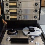 Ampex AG-440B audio recorder, four-track