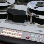 Ampex MM-1100 16-track audio tape recorder
