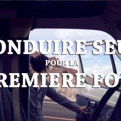 CONDUIRE SEUL(E) POUR LA PREMIERE FOIS