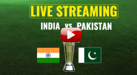 Pakistan vs India Champions Trophy Live Streaming
