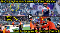 virat kohli out on golden duck