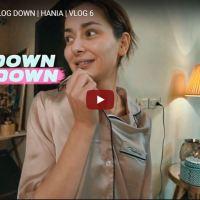 Hania Aamir New VLog - Lock Down VLOG Down - Hania & Maida