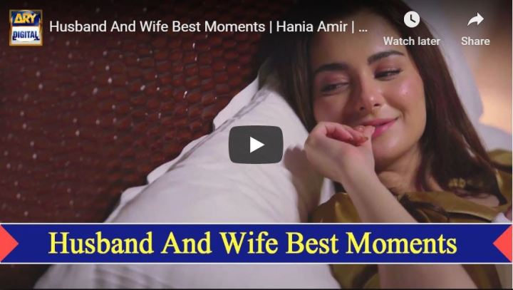 Husband Wife Best Scenes Hania Aamir Feroze Khan