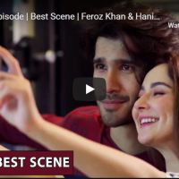 Husband And Wife Best Moments | Hania Amir | Feroze Khan | Ishqiya | ARY Digital