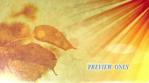Autumn Worship Background Loop