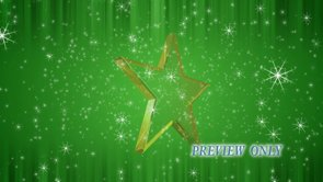 Green Christmas Worship Background