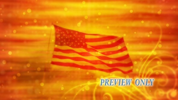 Stars And Stripes: Indepenence Day