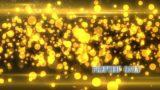 Free Floating Lights Motion Background