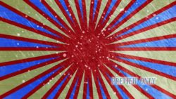 Abstract Patriotic Worship Background