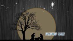 Still: Nativity Tree