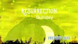 Resurrection Sunday Text Video