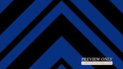 Blue Arrows Moving Upward